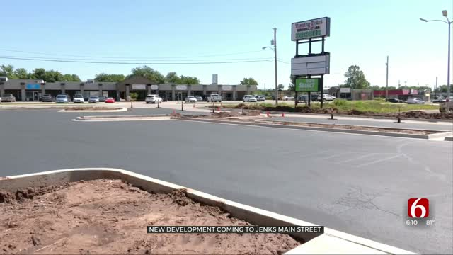 New Family-Orientated Development Coming To Jenks