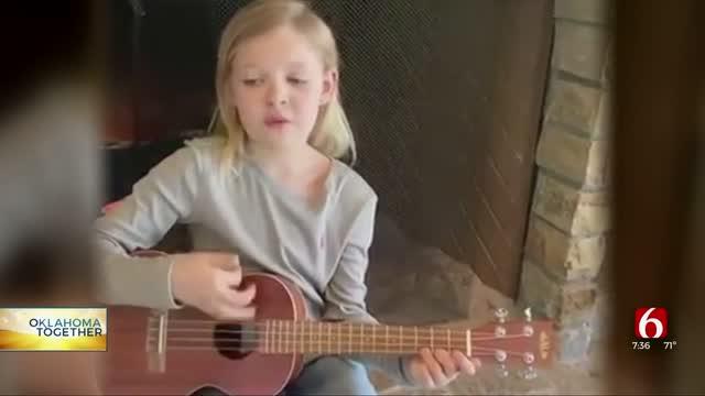 Kids Using Music as 'Medicine' During Pandemic