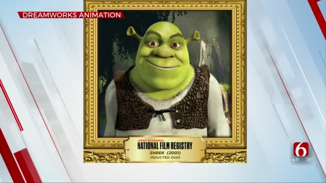 Watch: Shrek Added To Library Of Congress' National Film Registry