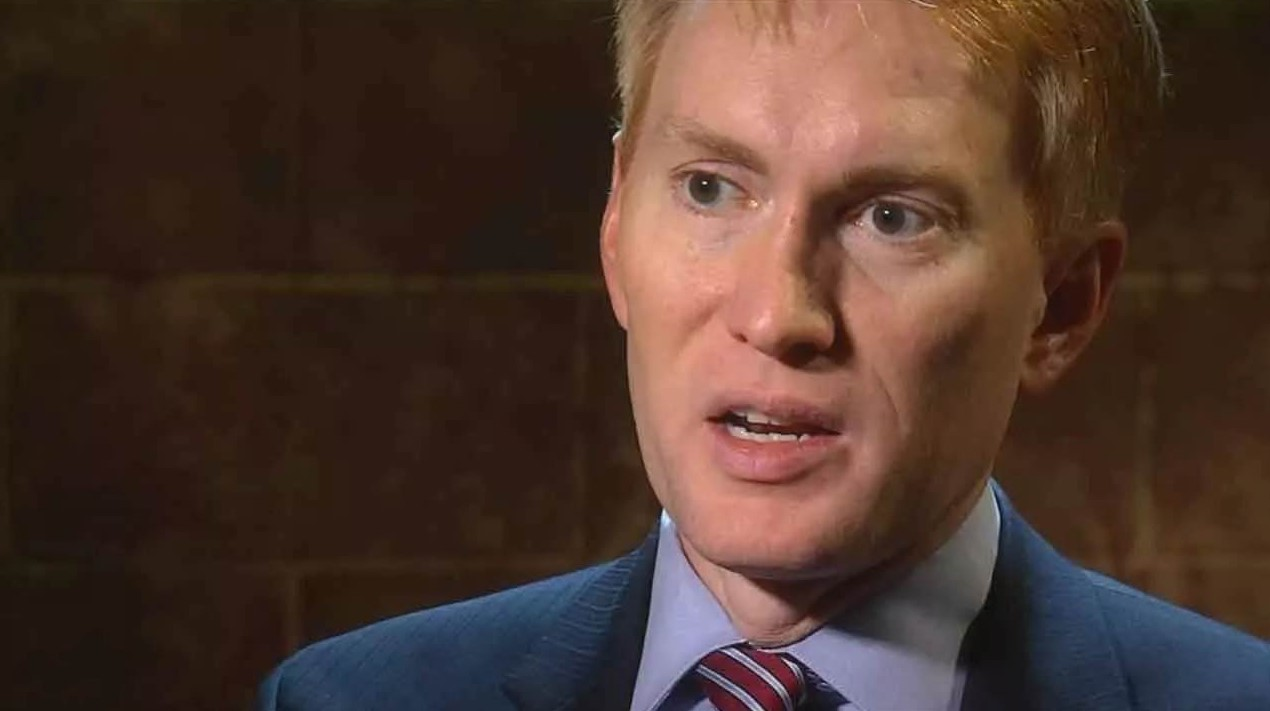 Oklahoma Senator James Lankford's Comments On Capitol Hill Riots