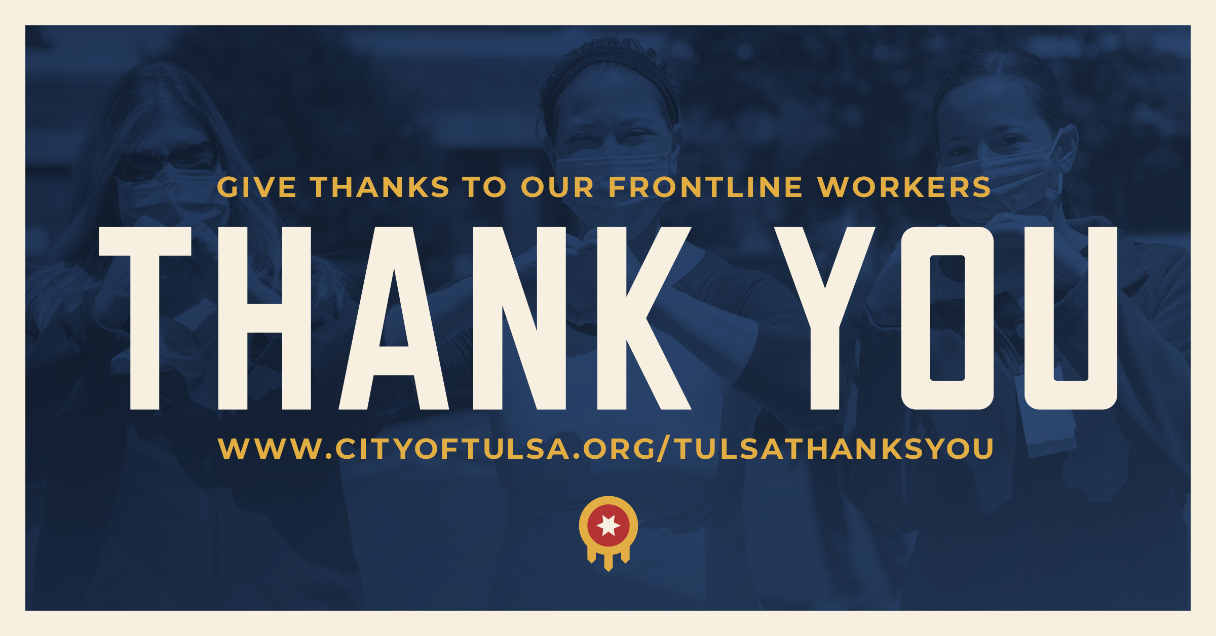 City Of Tulsa Announces 'Tulsa Thanks You' Video Project