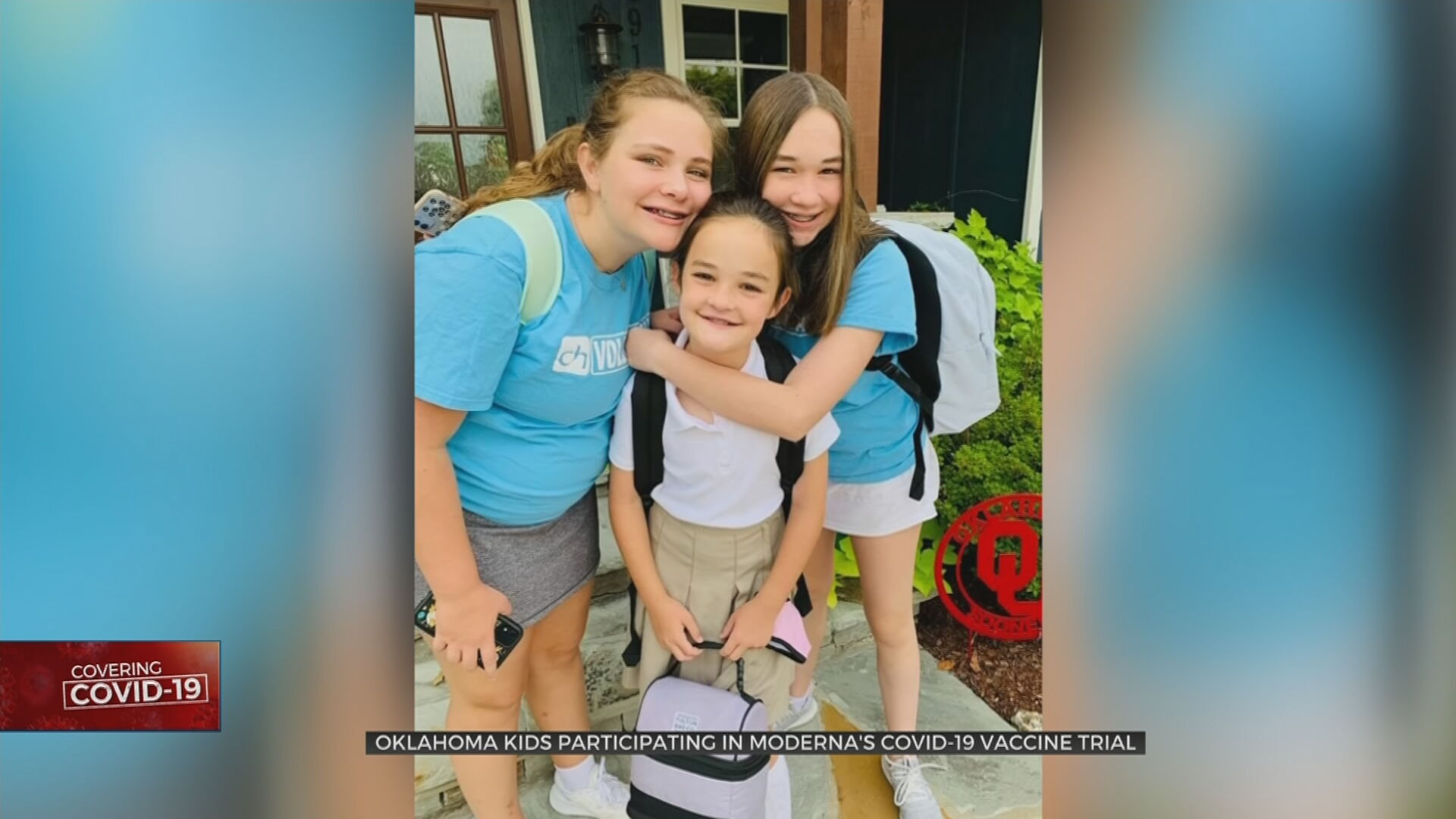'I Thought It Was Important': Oklahoma Kids Taking Part In COVID-19 Vaccine Trial