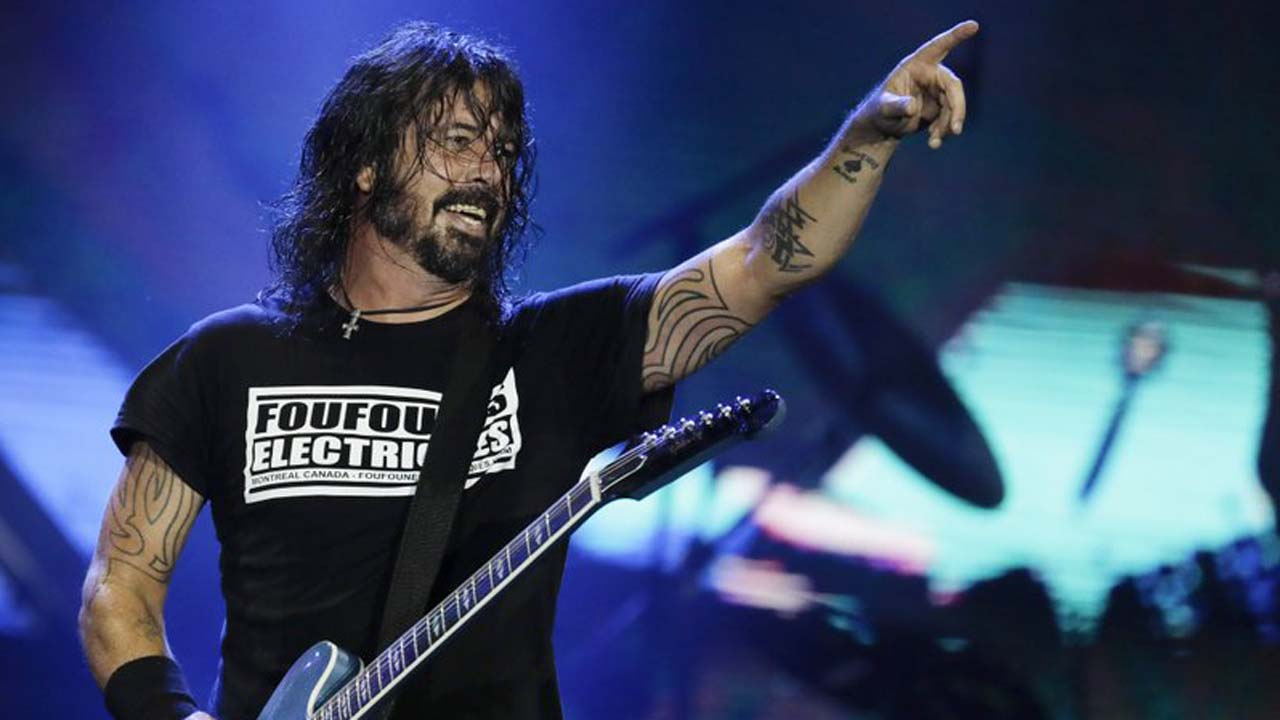 Dave Grohl Memoir 'The Storyteller' Coming Out October 5