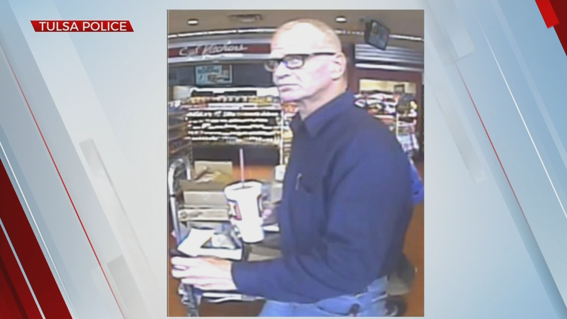Tulsa Police Searching For Person Of Interest In Counterfeit Check Scam