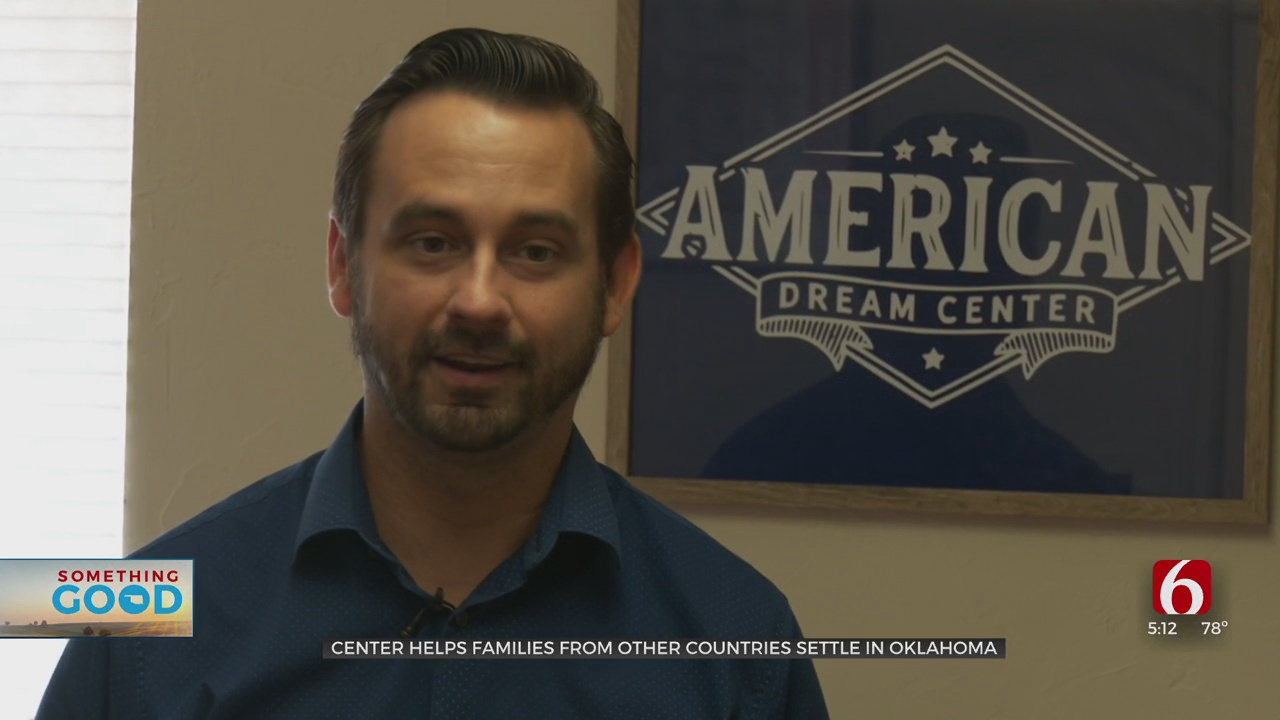 Tulsa's American Dream Center Helps Families Integrate Into The US