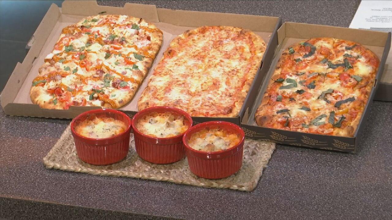 Pizza Mac & Cheese