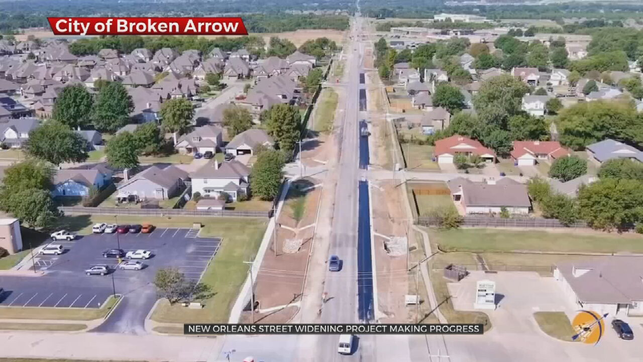 Broken Arrow City Council Approves Plan To Make Improvements to New Orleans Square