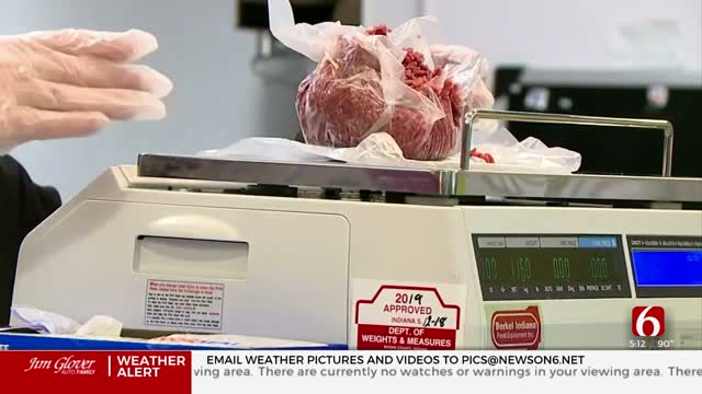 Congressman From Oklahoma Works To Provide Pandemic Relief To Meat Industry