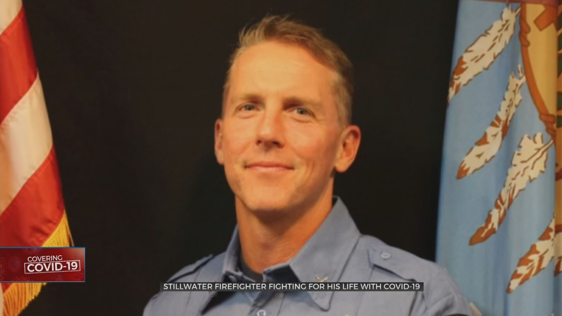 Stillwater Firefighter in Hospital With COVID-19, Community Asks for Prayers