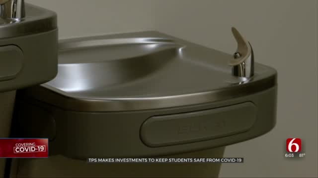 TPS Invests In Safety Measures To Protect Students Against COVID-19