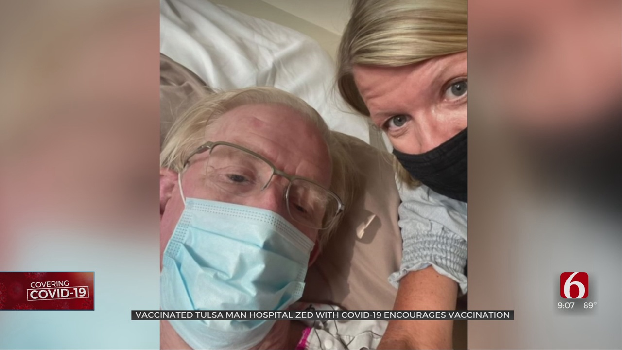 Tulsa Family Shares COVID-19 Concerns For People With Low Immune Systems