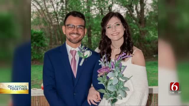 Oklahoma Couple Gets Married Despite Coronavirus (COVID-19) Concerns