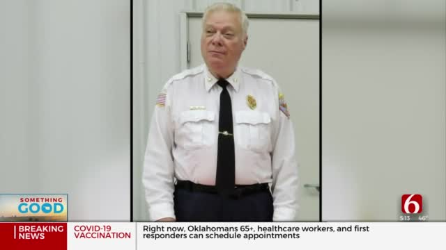 Community Honors Life Of Late Limestone Fire Chief