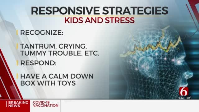 Mommy Monday: Ways To Identify Stress In Kids