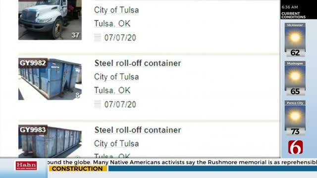 City Of Tulsa Moves Surplus Auction Online