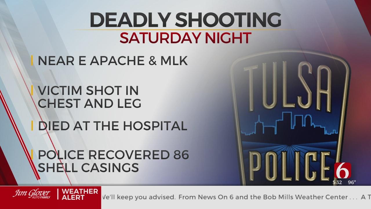 Deadly Shooting neat E Apache & MLK