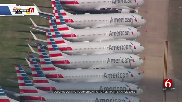 American Airlines Planning Layoffs, New Details Released By Union