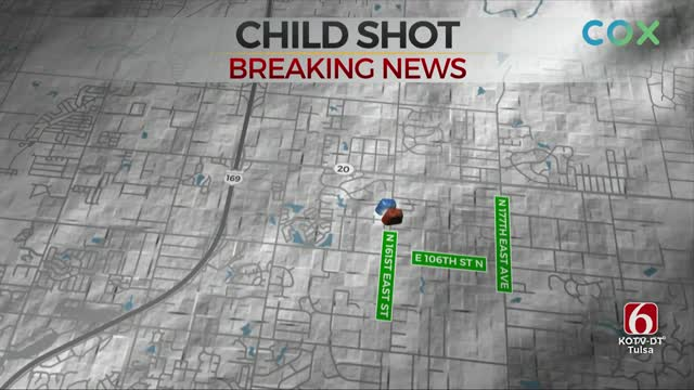 Rogers Co. Deputies Investigate After 3-Year-Old Shot