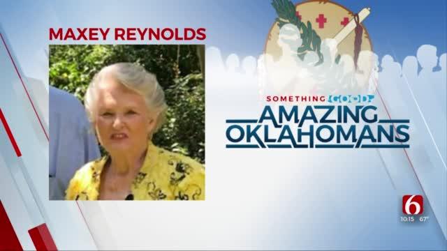 Amazing Oklahoman: Maxey Reynolds