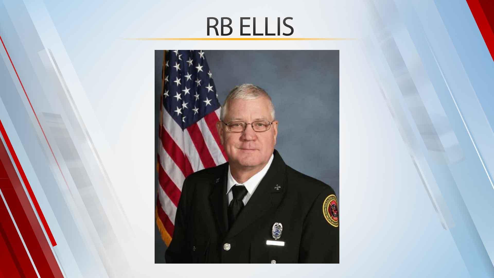 Tulsa Fire Dept. Health & Safety Chief Dies