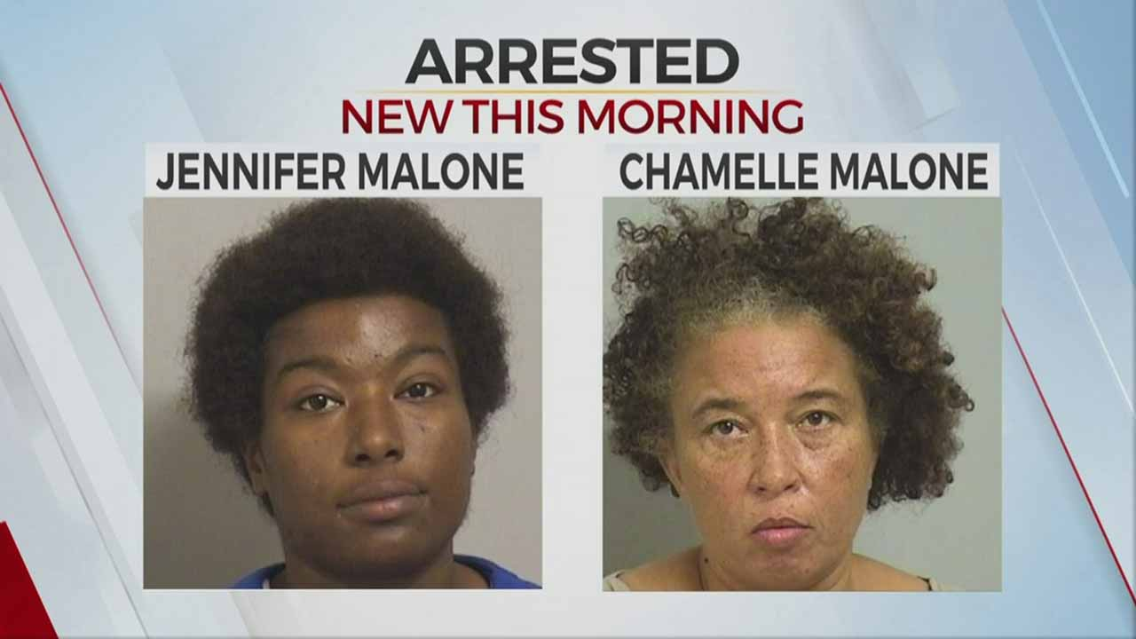 2 Arrested After Police Say They Assaulted A Man With Machetes