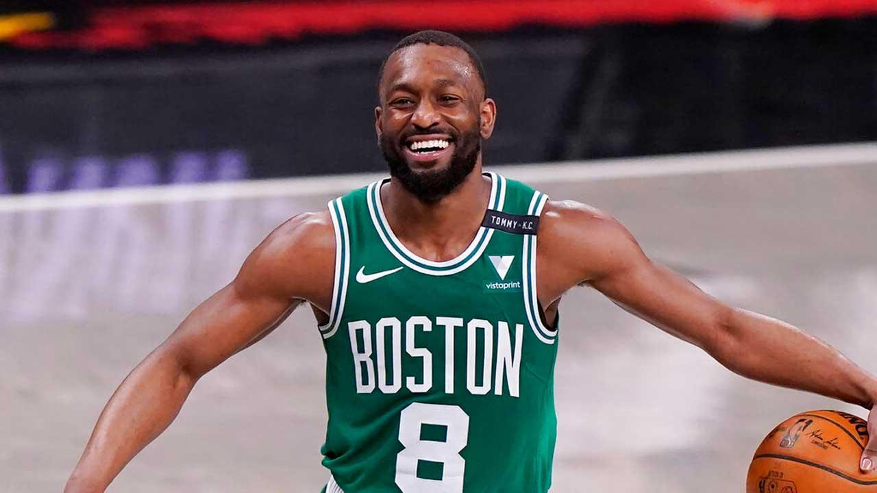 ESPN: OKC Thunder Gets Kemba Walker, 1st-Round Pick In Trade With Celtics