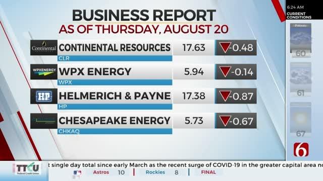 Watch: Business Report Update