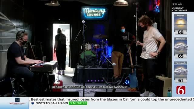 Tulsa Music Venues Struggling During Pandemic