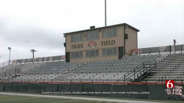 Coweta Football Team Searches For New Field After Drunk Driver Damage
