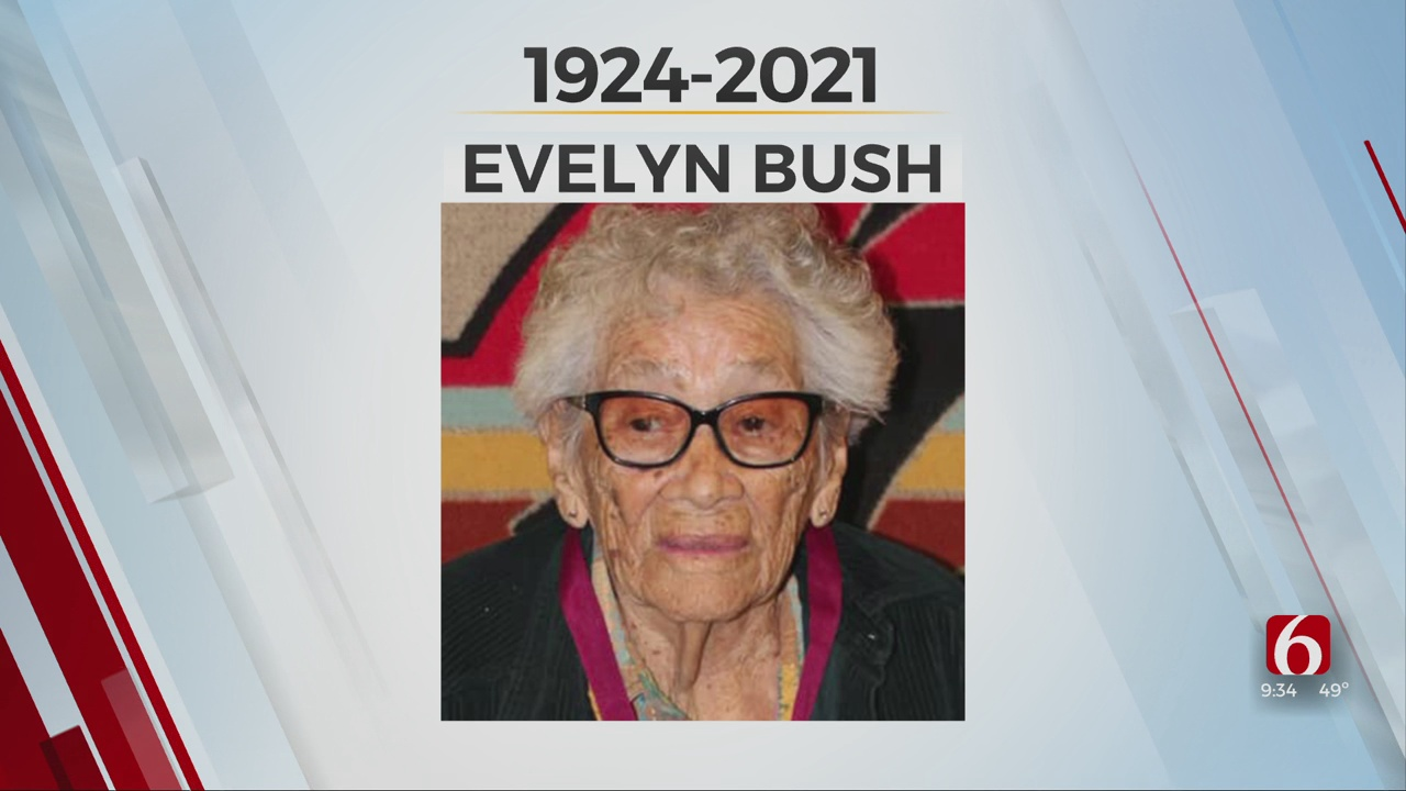 Oldest Fluent Speaker Of Endangered Cherokee Language Dies At 96