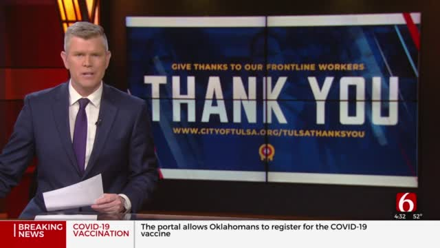 Watch: Tulsa Thanks You Project