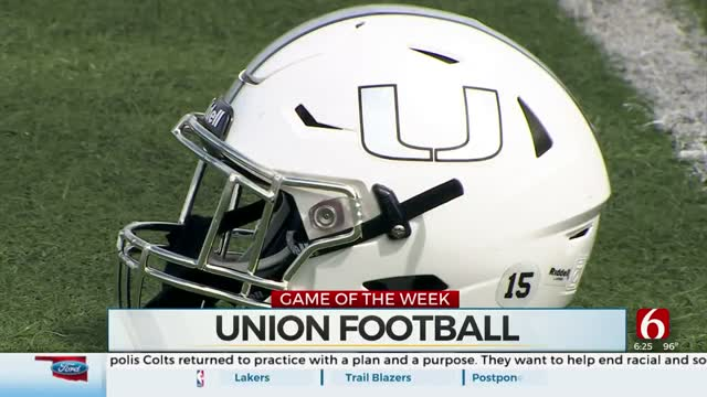 Bixby Hosts Union As Friday Night Football Returns To Tulsa