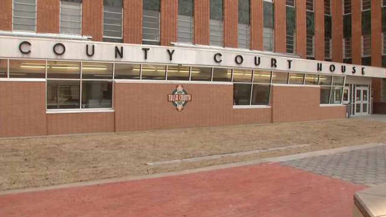 Tulsa County Courthouse Makes Changes Due To Rise In COVID-19 Cases