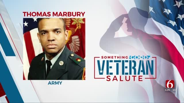 Veteran Salute: Thomas Marbury