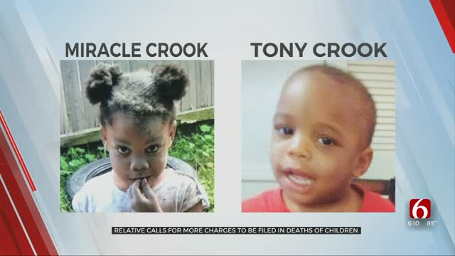 Relative Believes Others Should Be Charged In Connection To Tulsa Toddler Deaths