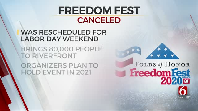 FreedomFest Canceled For 2020 Due To COVID-19 Pandemic