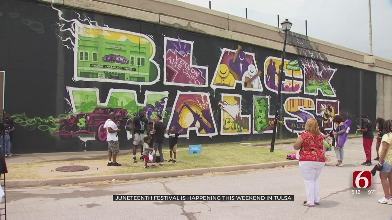 Juneteenth Festival Kicks Off This Weekend In Tulsa