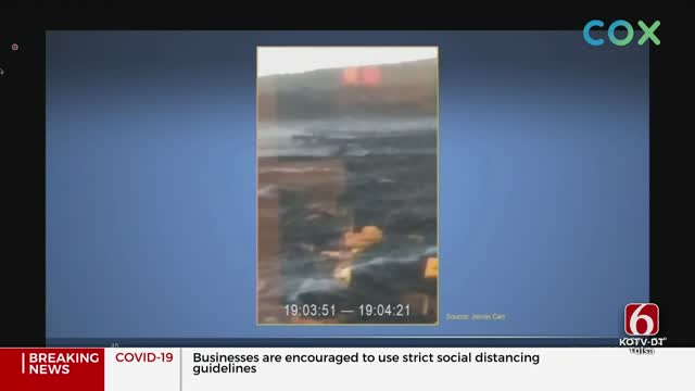 NTSB Sites Weather, Canopy & Coast Guard Failure As Causes For Deadly Duck Boat Sinking