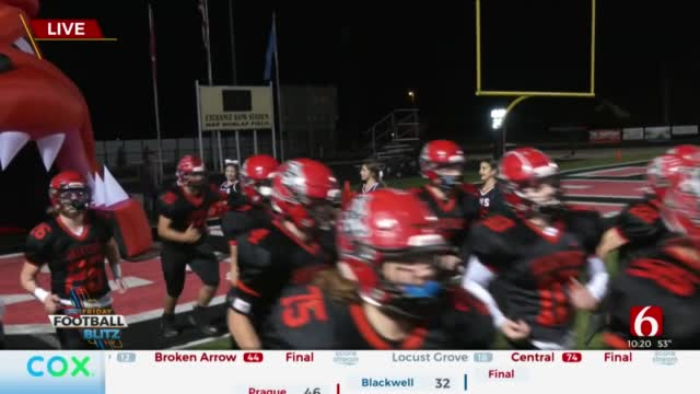 Skiatook, Fort Gibson Square Off To Start Playoffs