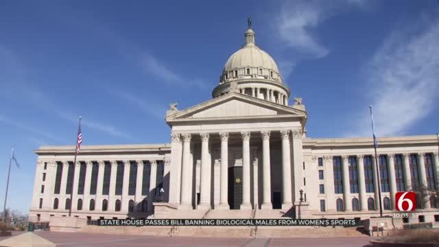 Bill Banning Transgender Girls From Women's Sports Passes State House