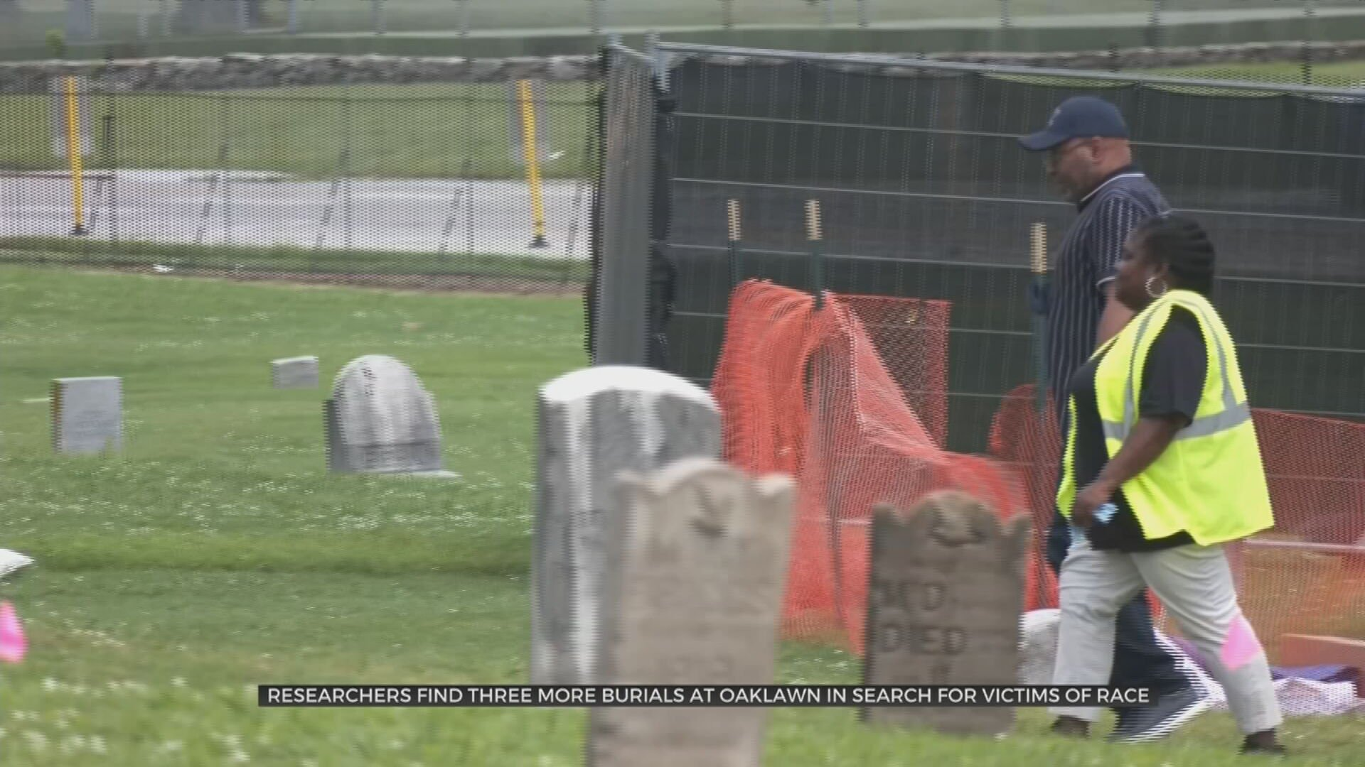 Archeologists Find Coffins Under Headstones For 2 Known Massacre Victims, Say They Are Outside Of Oaklawn's Mass Grave