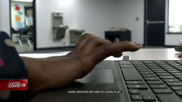 Oklahoma State Department Of Education Updates 'Return To Learn' Plan