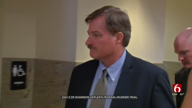 Daughter Testifies In Murder Trial Of Former Tulsa Police Officer
