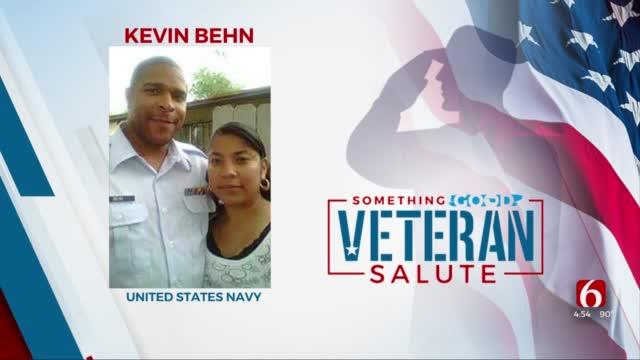 Veteran Salute: Kevin Behn