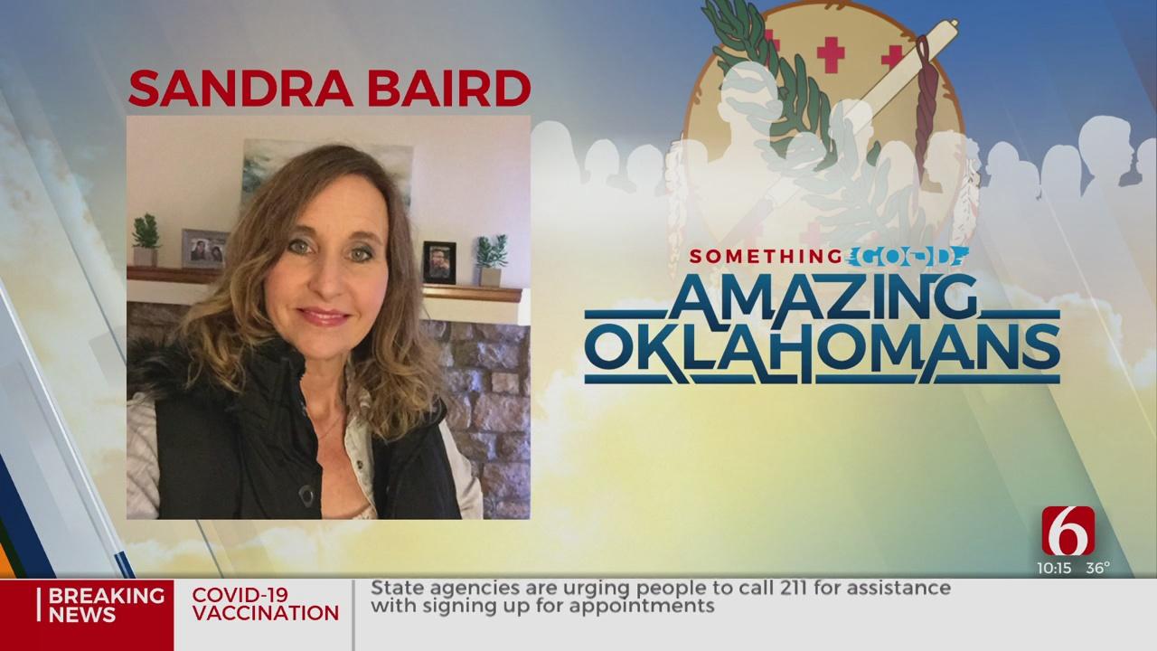 Amazing Oklahoman: Sandra Baird
