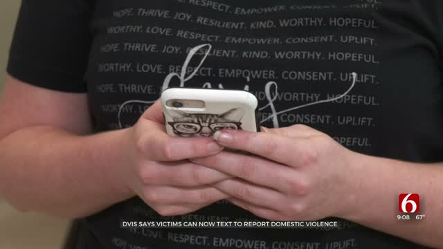 Domestic Violence Intervention Services Launch Texting Service