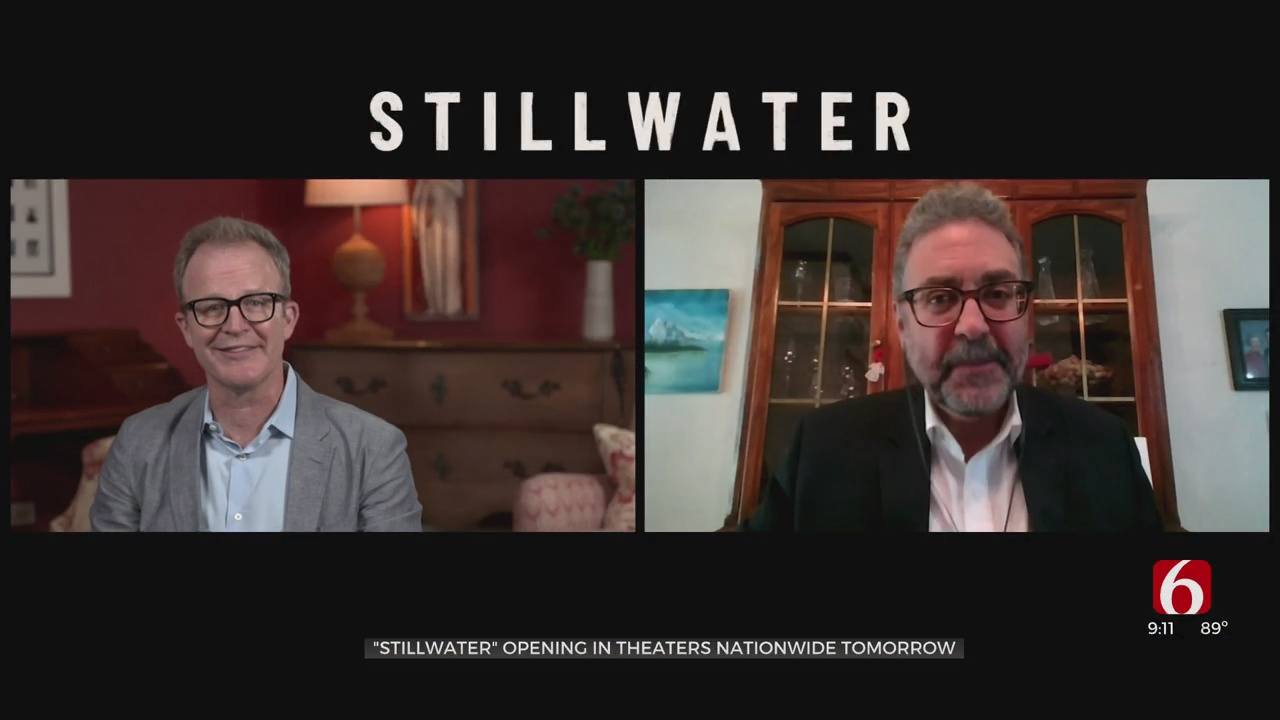 Dino's Movie Moment: Exclusive Interview With 'Stillwater' Director