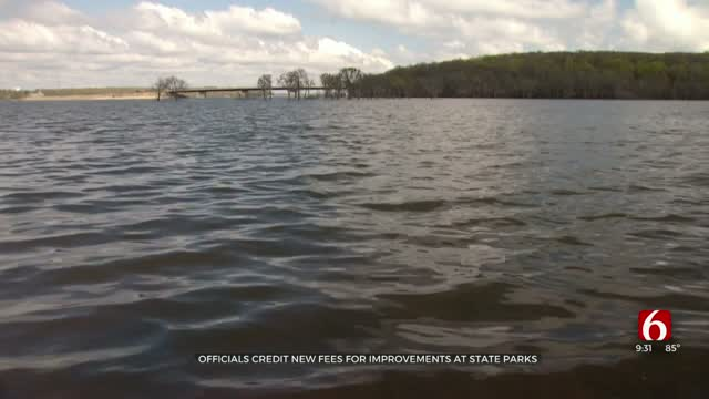 Officials Credit New Fees For Improvements At State Parks