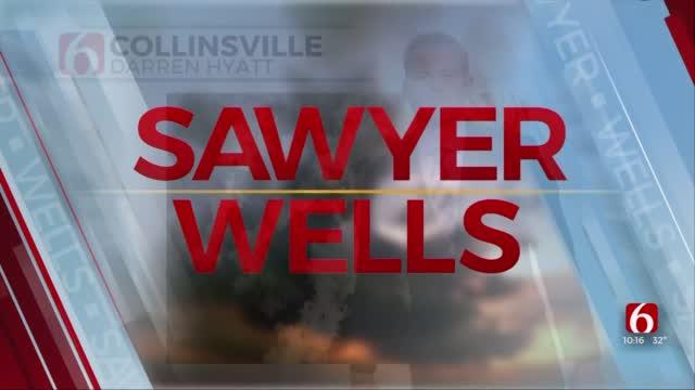 Thursday Forecast With Sawyer Wells