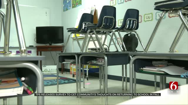 TPS Encouraging Parents, Students To Take Survey About Upcoming School Year